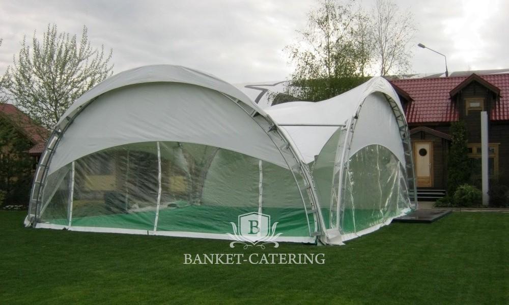 Арочный шатер 10*10